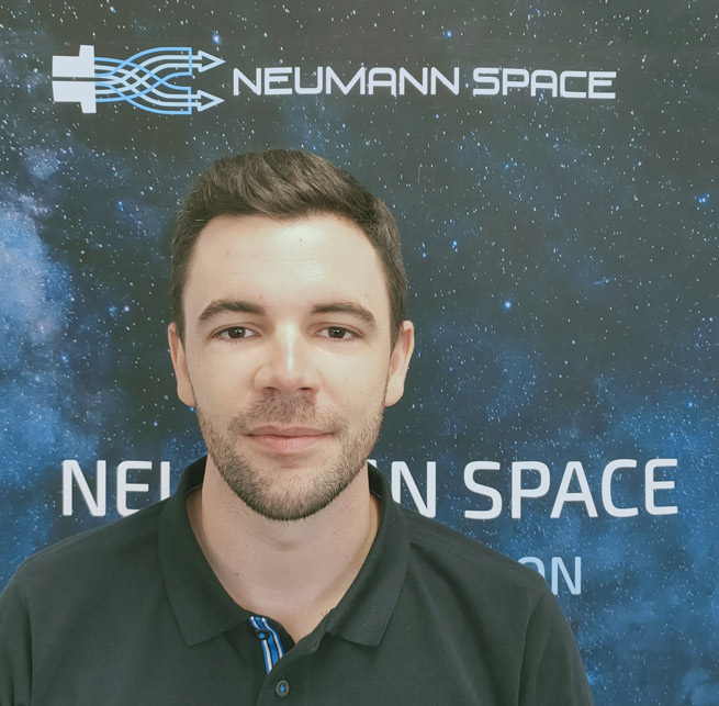 Adrien Doucet joins Neumann Space